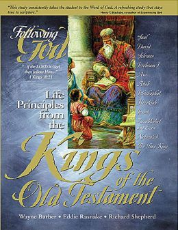 Kings of the Old Testament, Volume 2
