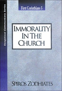 Immorality in the Church: First Corinthians 5