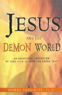 Jesus and the Demon World