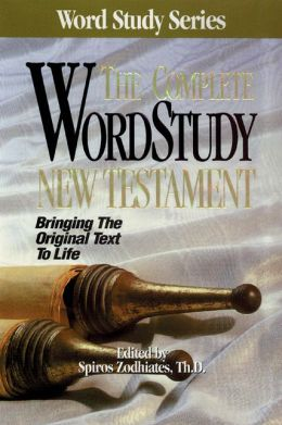 The KJV Complete Word Study New Testament