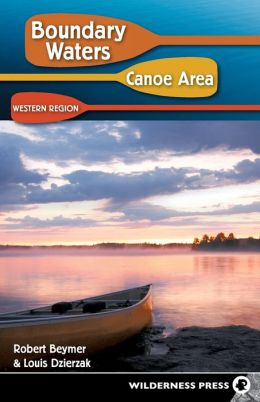 Boundary Waters Canoe Area - Western Region (Seventh Edition)