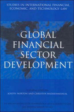Global Financial Sector Development
