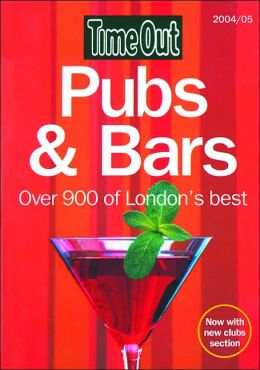 Time Out London Pubs and Bars