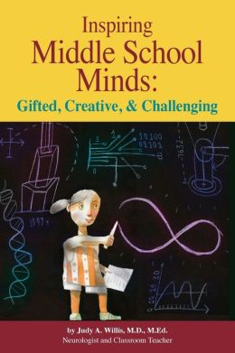 Inspiring Middle School Minds: Gifted, Creative, and Challenging