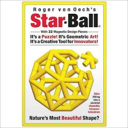 Star-Ball Magnetic Puzzle