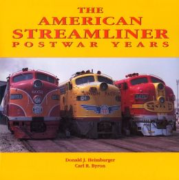 American Streamliner, Post-War Years