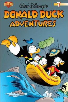Donald Duck Adventures, Volume 7