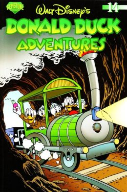 Donald Duck Adventures, Volume 14