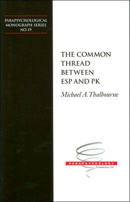 The Common Thread Between ESP and Pk