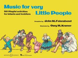 Music for Very Little People: Book Only