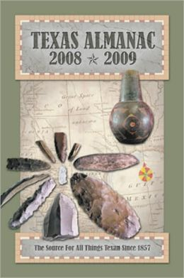 Texas Almanac, 2008-2009, 64th ed