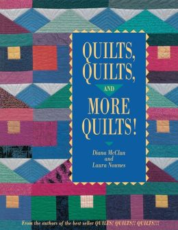 Quilts Quilts And More Quilts! Print On Demand Edition