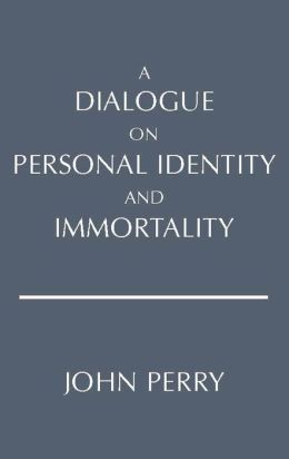 DIALOGUE ON PERSONAL IDENTITY