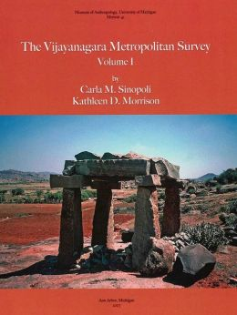 The Vijayanagara Metropolitan Survey