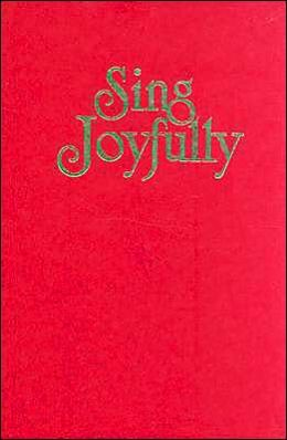 Sing Joyfully (Red)