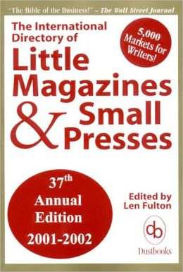 The Intl Directory of Little Magazines