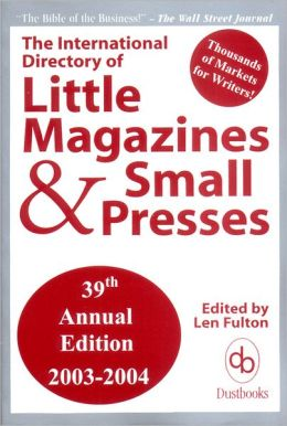 International Directory Little Magazines and Small Presses