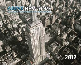 2012 Above New York Wall Calendar