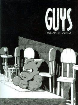 Guys (Cerebus Series #11)