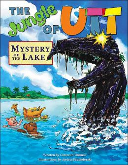 The Jungle of Utt: Mystery of the Lake
