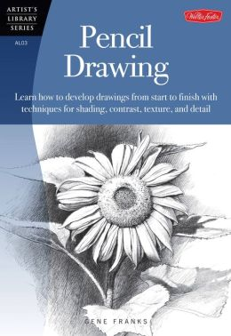 Pencil Drawing: Learn how to develp drawings from start to finish with techniques for shading, contrast, texture, and detail