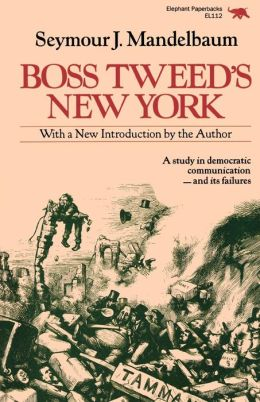 Boss Tweed's New York