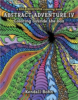 Abstract Adventure IV; Coloring outside the box