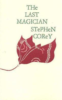 Last Magician: Poetry