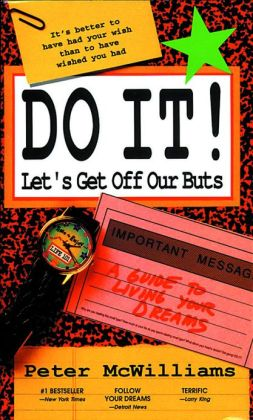 Do It!: Let's Get Off Our Butts