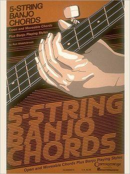 5 String Banjo Chart