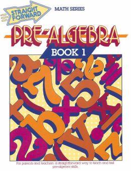 Pre-Algebra, Bk. 1
