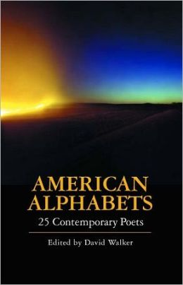 American Alphabets: 25 Contemporary Poets