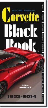 Corvette Black Book 1953-2014