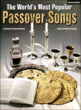 The World's Most Popular Passover Songs: Piano/Vocal/Guitar: (Sheet Music)