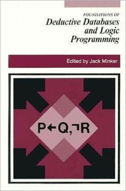 Foundations Of Deductive Databases and Logic Programming