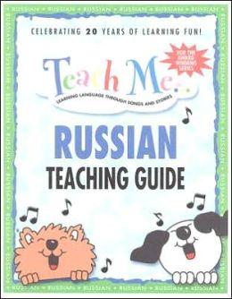 Teach Me Russian Teaching Guide