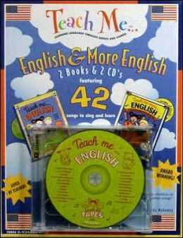 Teach Me English & More English 2-Pack