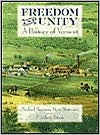 Freedom and Unity: A History of Vermont