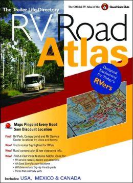 Trailer Life's RV Road Atlas
