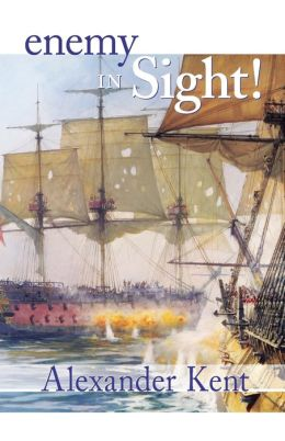 Enemy in Sight (Richard Bolitho Series)