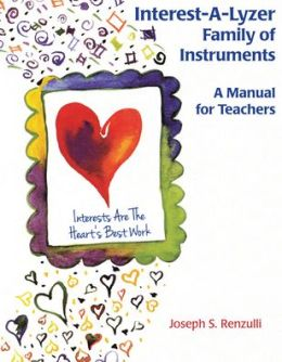 Interest-A-Lyzer Family of Instruments: A Manual for Teachers