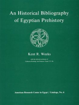 Historical Bibliography of Egyptian Prehistory