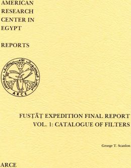 Fustat Expedition Final Report: Catalogue of Filters