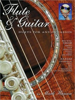 Flute and Guitar: Duets for Any Occasion