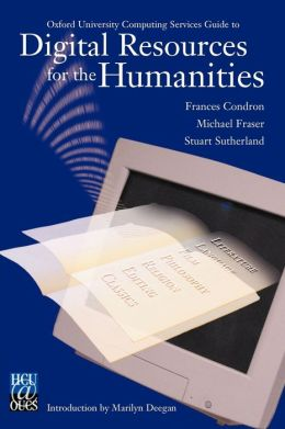 Digital Resources For The Humanities