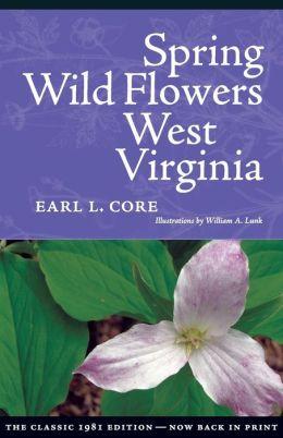 Spring Wildflowers of West Virginia