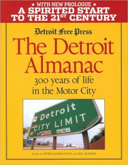 Detroit Almanac 2nd Edition