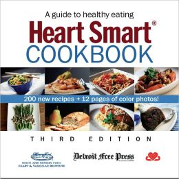 Heart Smart Cookbook: A guide to healthy Eating