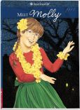Book Cover Image. Title: Meet Molly:  An American Girl (American Girls Collection Series: Molly #1), Author: Valerie Tripp