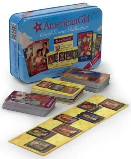 The American Girls Games: Three Antique American Games That Kirsten, Samantha, and Molly Played